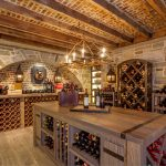 Cellarium Wine Cellar by MK Designs in Honey Brook, PA